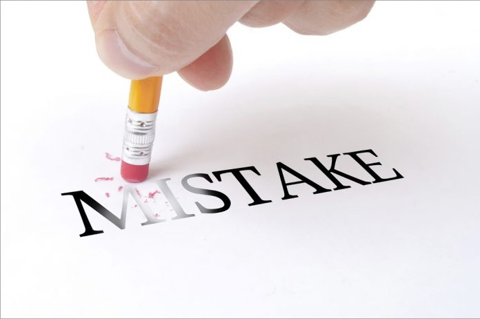 Marking Mistakes to Avoid