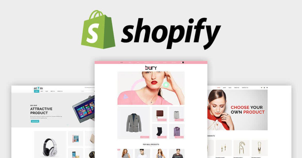 How to make a beneficial Shopify store without any preparation?