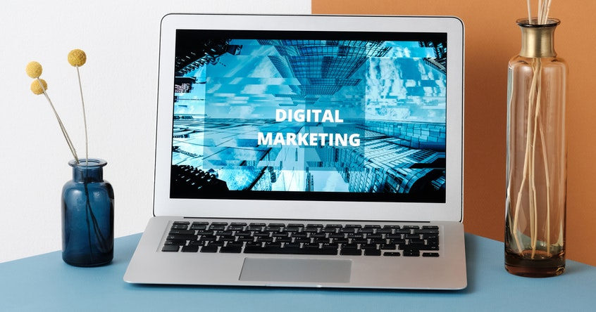 The Role Of Digital Marketing in Portraying A Service