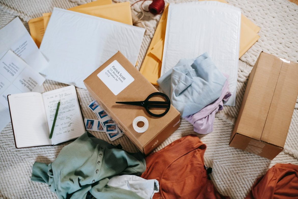 Packaging Material: 9 Essentials for Moving Homes