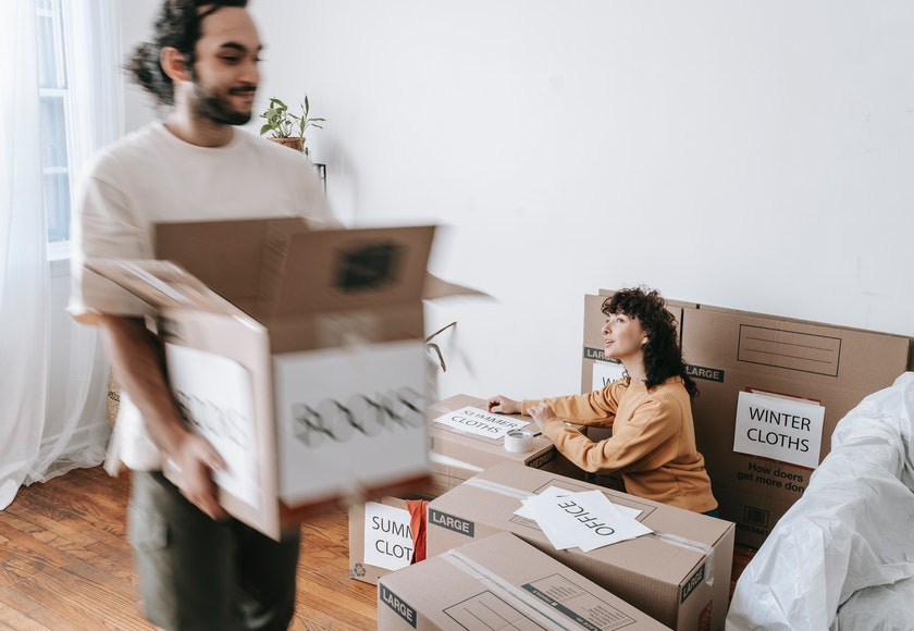 How to do bother free office moving ?