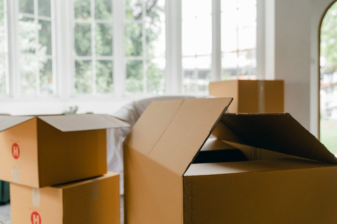 Free Cardboard Boxes: Trim Your Moving Costs