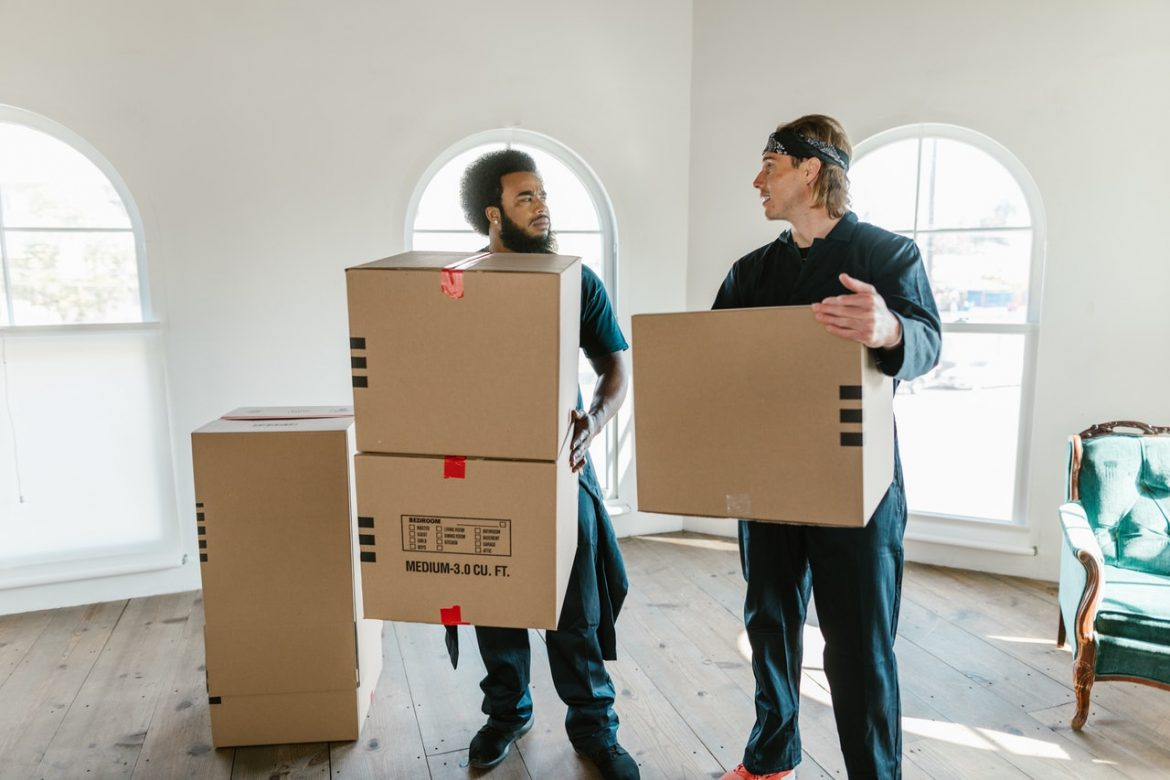 5 Benefits Of Using Full Service Movers When Relocating